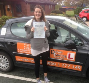 Evie - Passed First time